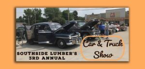 Southside Lumbers 3rd Annual Car and Truck Show @ Southside Lumber