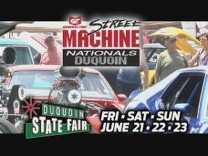 Street Machine Nationals @ DuQuoin State Fair